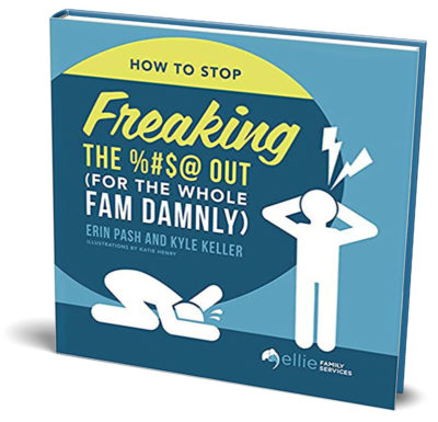 How to Stop Freaking Out Book